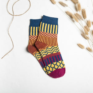 Womens Rabbit Wool Socks