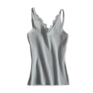 knitted Tank Tops