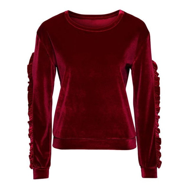 Autumn Fashion Hoody Women