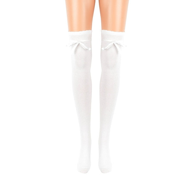 Fashion Winter Over Knee Socks