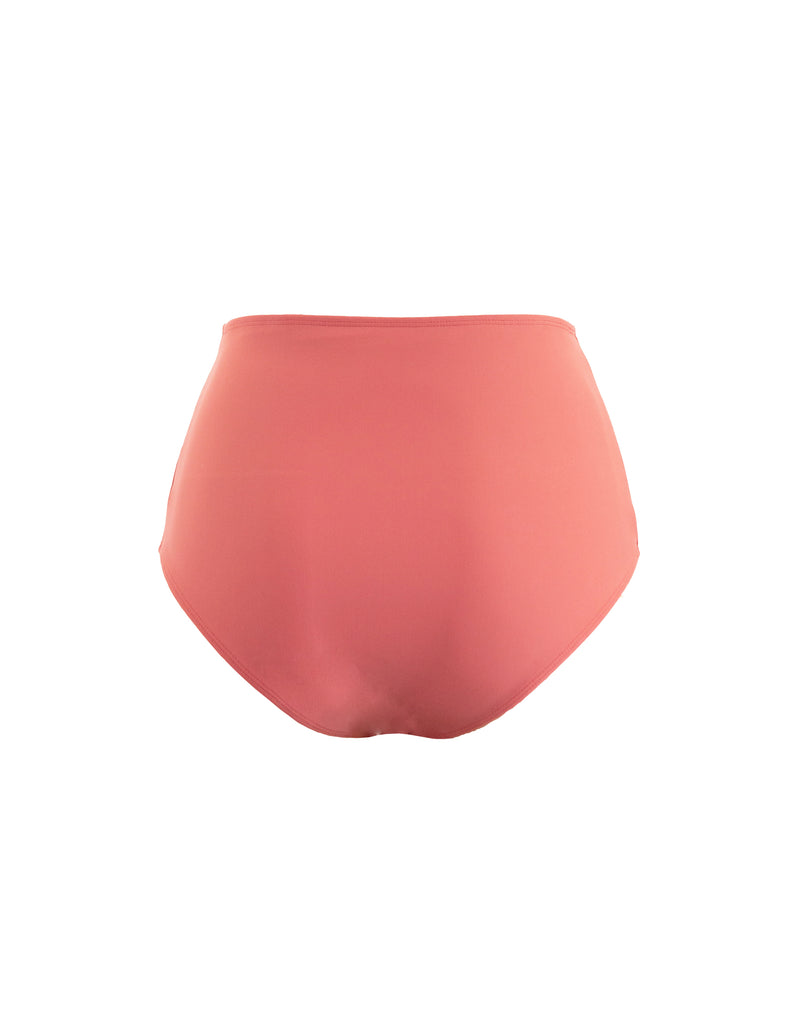 HIGH WAIST BOTTOM - Rusty Peach