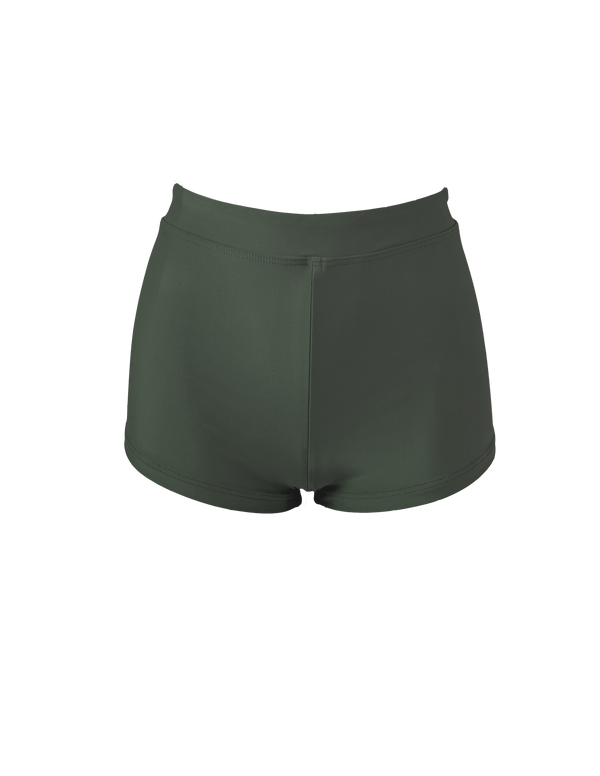 SHORTIE BOTTOM - Olive