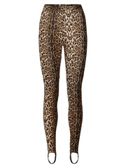 Lollys Laundry Dolly Leggings Pants / Shorts 72 Leopard Print