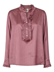 Lollys Laundry Franka Shirt Top 50 Purple