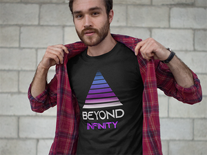 beyondinfinity retro wave vintage tshirt design juger buy online webshop