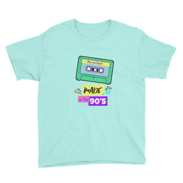 MadeInThe90's Youth T-Shirt - Juger Shop