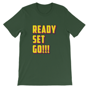 ReadySetGo! Unisex T-Shirt - Juger Shop