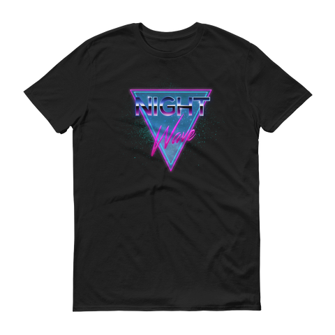 Night Wave Unisex T-Shirt - Juger Shop