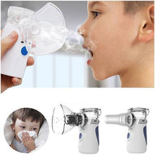 Portable Travel Asthma Nebulizer Nebuliser Handheld