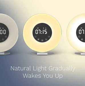 Smart Sunrise Simulation Alarm Clock