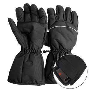 Weatherproof Electric Heated Gloves