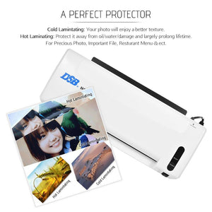 Thermal Heat Lamination Machine For Personal Home Office Use