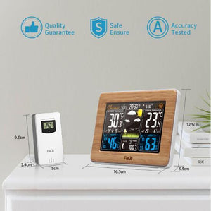 Best Personal Home Weather Station Center Wireless Indoor Outdoor Use