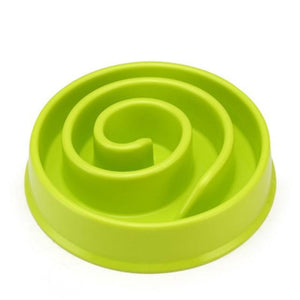 Premium Slow Feed Dog & Cat Bowl