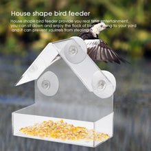 Bird Hummingbird Window Feeder Squirrel Proof Resistant