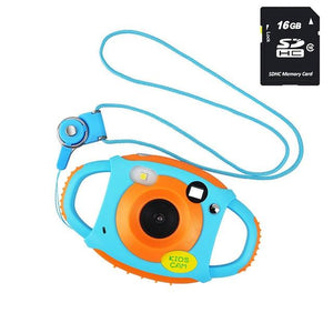 Kids Digital Camera Waterproof Action Cameras