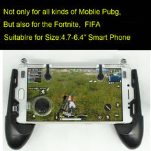 Mobile Gaming Controller Attachement