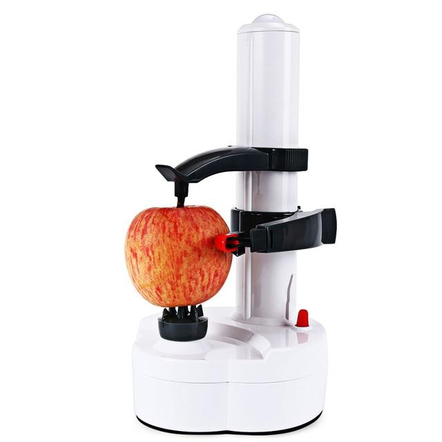 Electric Potato Vegetable Fruit Peeler Automatic Machine