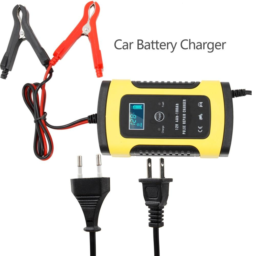 Portable Car Vehicle Battery Booster Charger