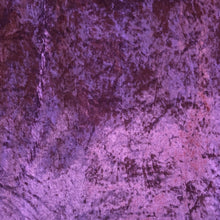 Load image into Gallery viewer, Mask - Plain Crushed Purple Velvet