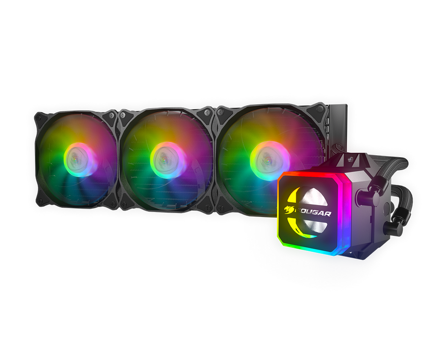 Cougar Helor 360 RGB Water Cooler