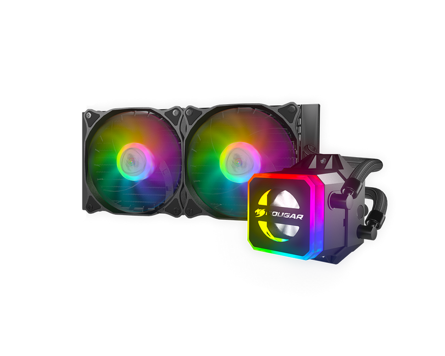 Cougar Helor 240 RGB Water Cooler