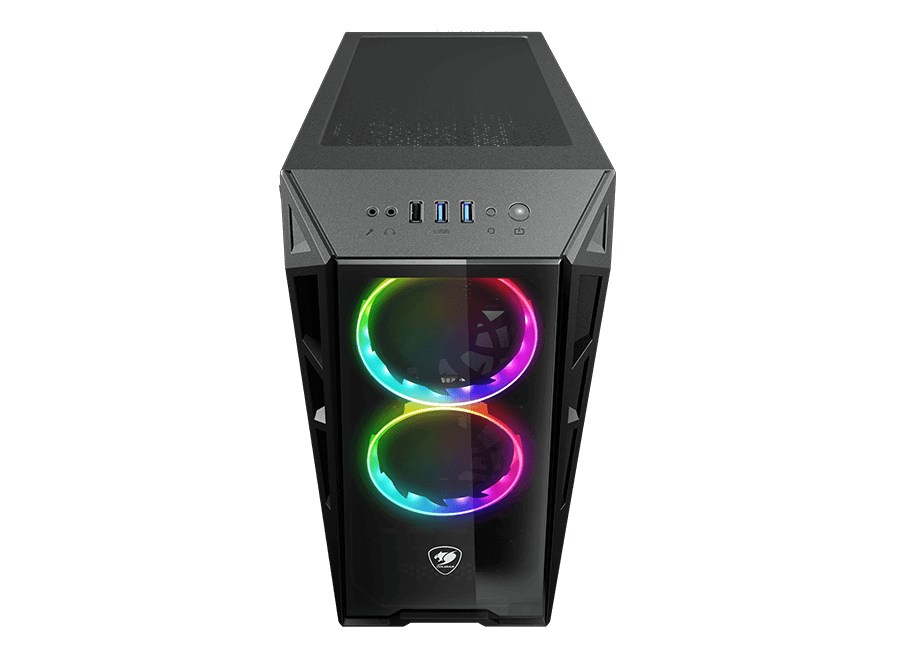Cougar TURRET RGB Mid-Tower