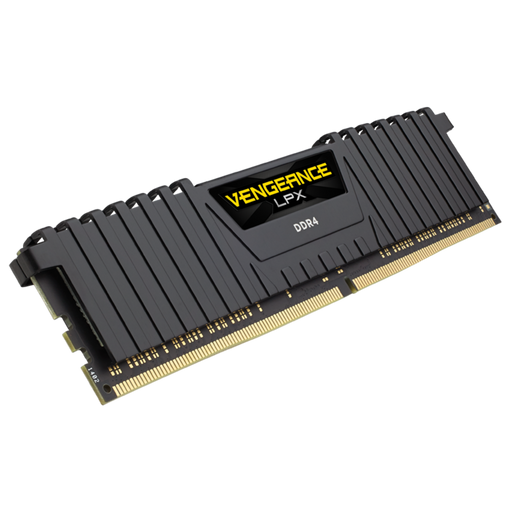 VENGEANCE® LPX 16GB (1 x 16GB) DDR4 DRAM 3000MHz C16 Memory Kit - Black