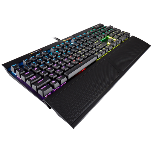 Corsair K70 RGB MK.2 Mechanical Gaming Keyboard — CHERRY® MX Red
