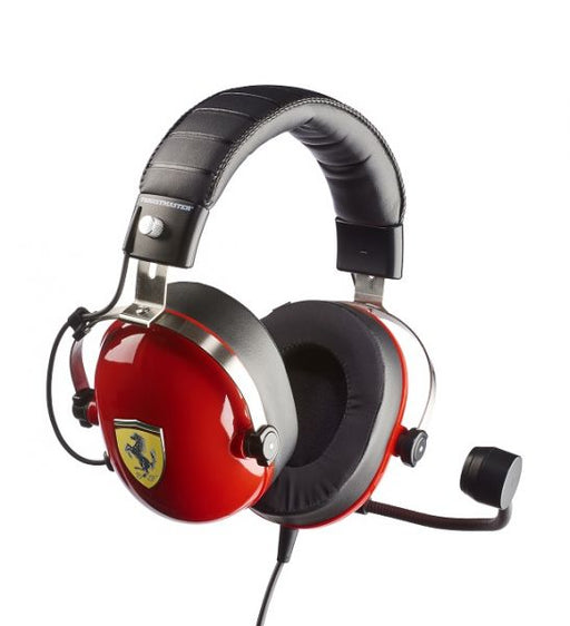 T.RACING SCUDERIA FERRARI EDITION GAMING HEADPHONES BY THRUSTMASTER