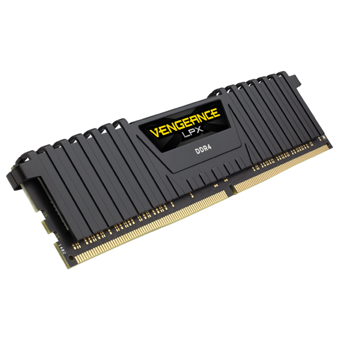 VENGEANCE® LPX 16GB (2 x 8GB) DDR4 DRAM 3200MHz C16 Memory Kit - Black