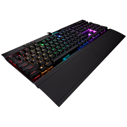 K70 RGB MK.2 Low Profile RAPIDFIRE Mechanical Gaming Keyboard — CHERRY® MX Low Profile Speed