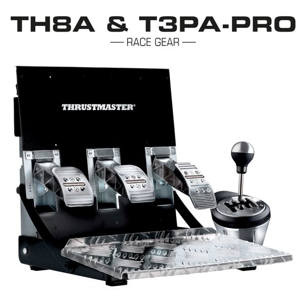 TH8A & T3PA PRO Race Gear