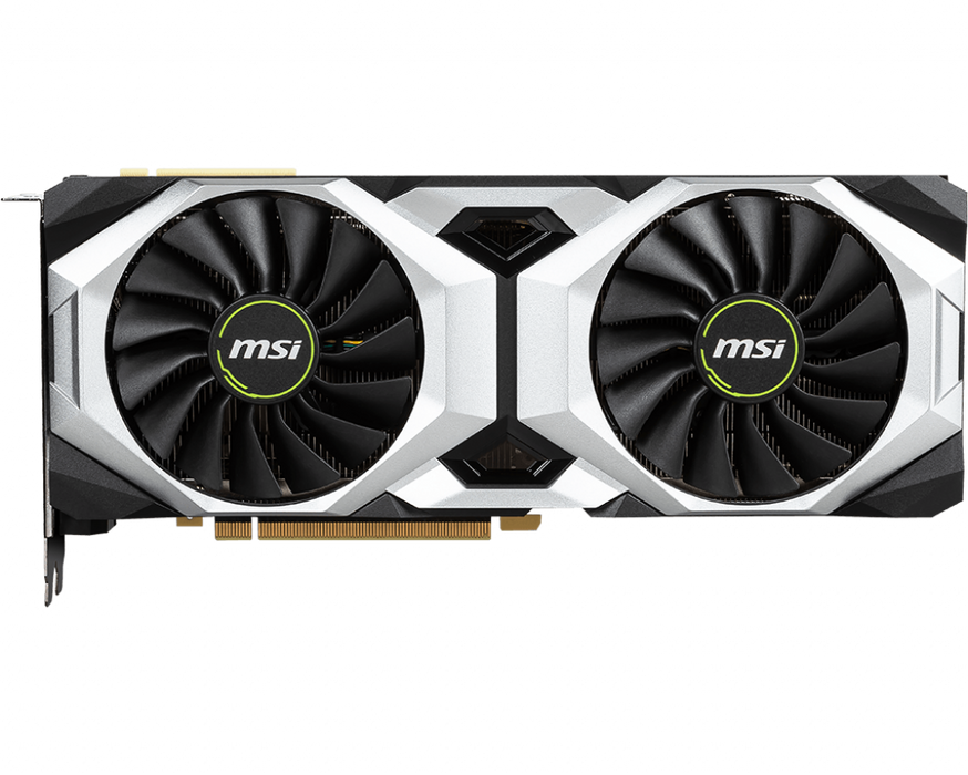 MSI GeForce RTX™ 2080 VENTUS 8G V2 Graphics Card GPU