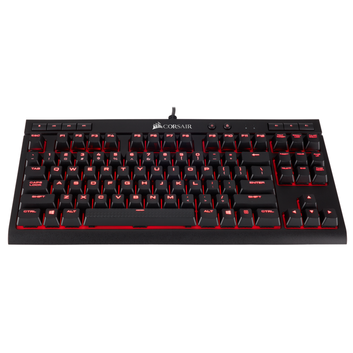 Corsair K63 Compact Mechanical Gaming Keyboard — CHERRY® MX Red