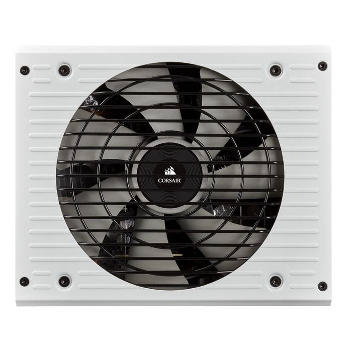 Corsair RMx White Series™ RM850x — 850 Watt 80 PLUS® Gold Certified Fully Modular PSU