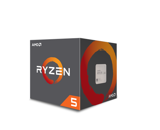 AMD Ryzen™ 5 2600 CPU