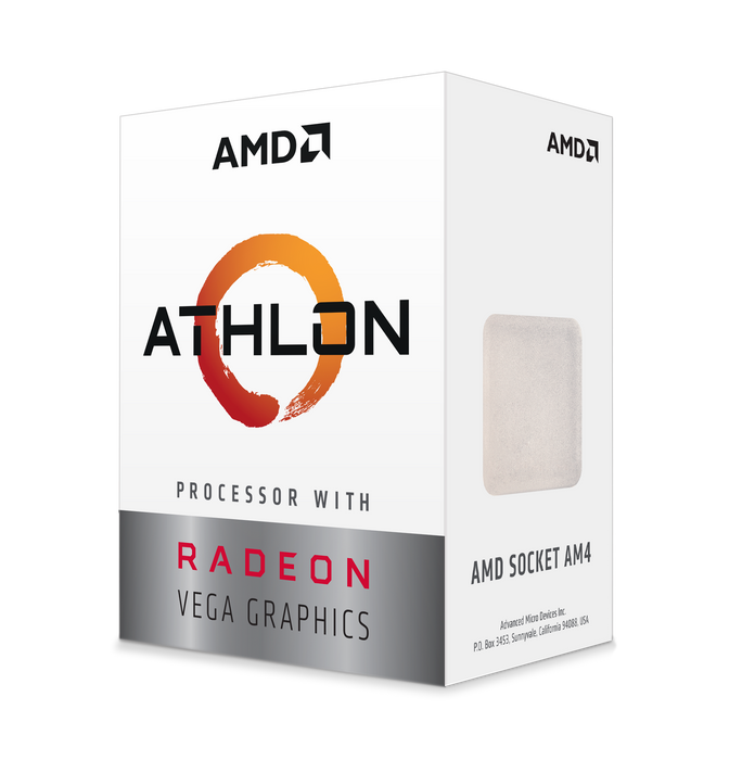 AMD Athlon™ 3000G Processor with Radeon™ Graphics