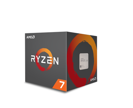 AMD Ryzen™ 7 2700X CPU