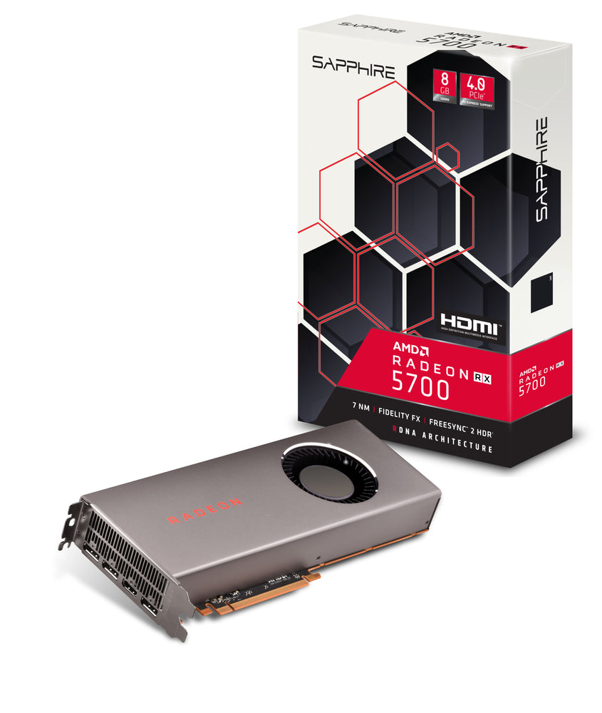 RX 5700 graphic Card