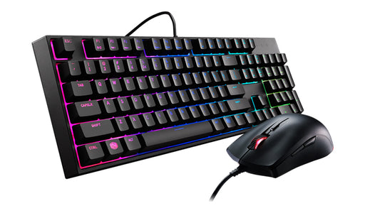 Cooler Master MASTERKEYS LITE L COMBO Gaming Keyboard and Mouse