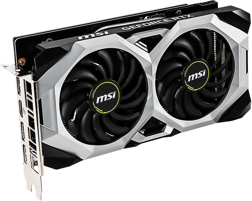 Msi GeForce RTX 2070 VENTUS 8G Graphics Card GPU