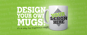 Design your own mugs on line