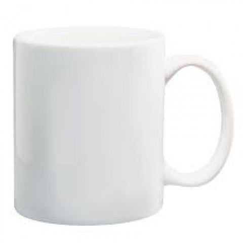 144 x White Photo Mug 11oz White Personalised Mug