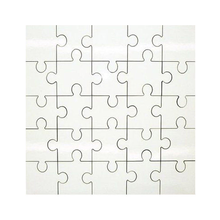 Personalised Photo Cardboard Jigsaw Puzzle 25 Piece