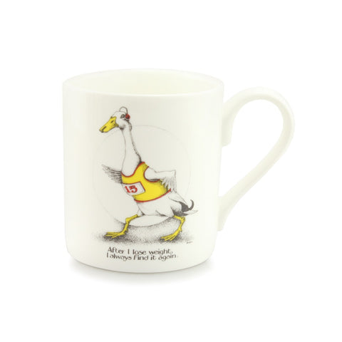 Weight Loss China Mug