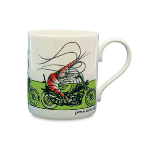 Simon Drew Dali Havidson China Mug
