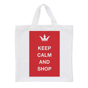 Personalised Tote Shoulder Shopping Bag