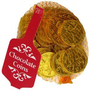 Milk Chocolate Coins from Muglamania