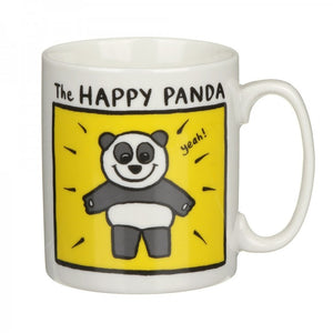 The Happy Panda China Mug